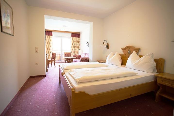 Junior Suite Anna - das Zimmer in Windischgarsten - Hotel Lavendel